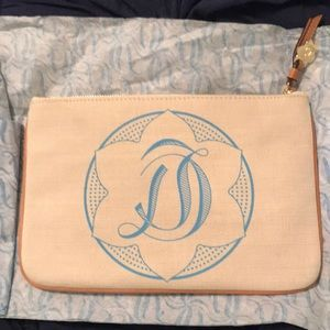 Draper James vanity pouch.